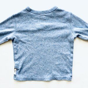 GAP Shirts & Tops - Baby Gap Play-Time Favourite Blue Long-Sleeve
